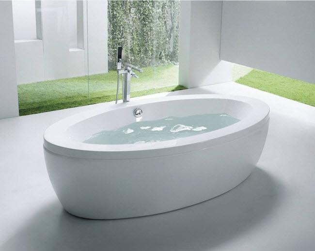 Bồn tắm độc lập Kawa tham khảo