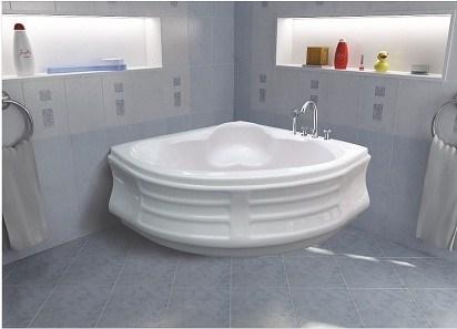 Các mẫu bồn tắm đẹp hiện nay