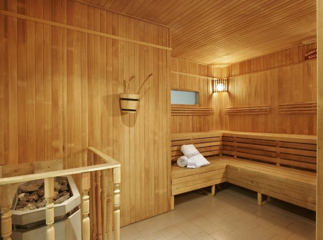 Phòng xông hơi khô dành cho spa