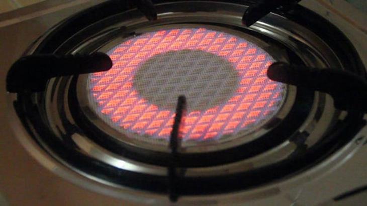 Mâm chia lửa bếp gas hồng ngoại