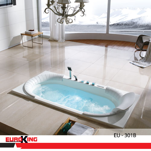 Bồn tắm massage Euroking