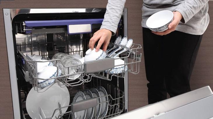 Báo giá máy rửa chén Bosch