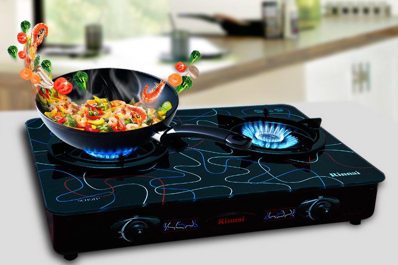 Bếp Ga dương Rinnai mẫu tốt nhất