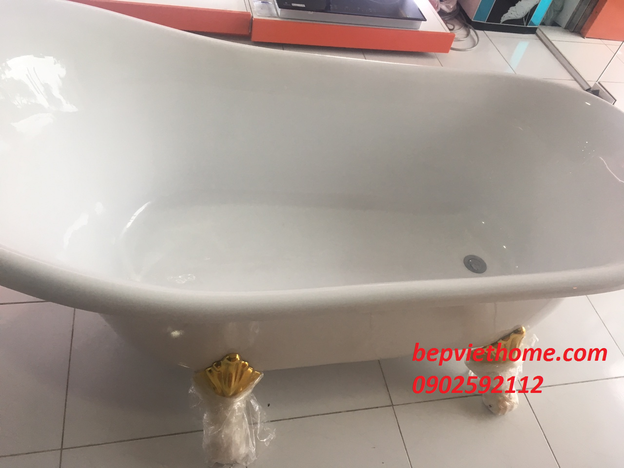 Chất liệu của bồn tắm