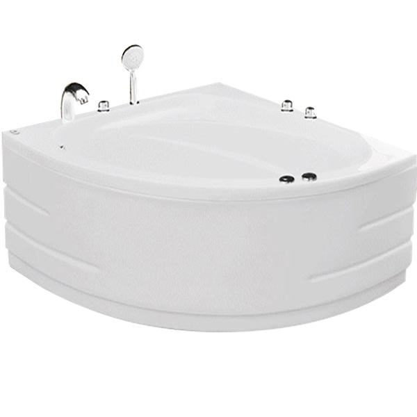 Bồn tắm góc Euroca EU1-1200 chất liệu Acrylic