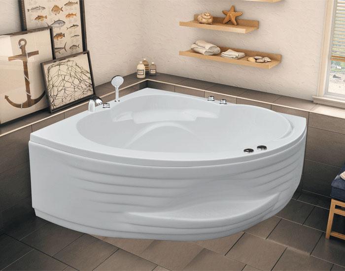 Bồn tắm Việt Mỹ chất liệu Acrylic