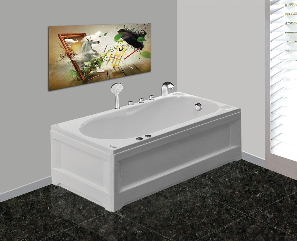 Mẫu bồn tắm massage Euroca EU1-1270