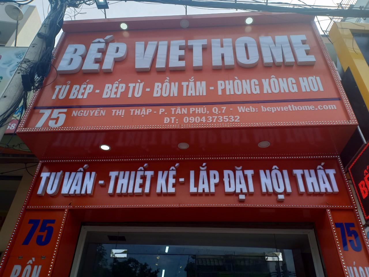 Cửa hàng Viethome tại Quận 7