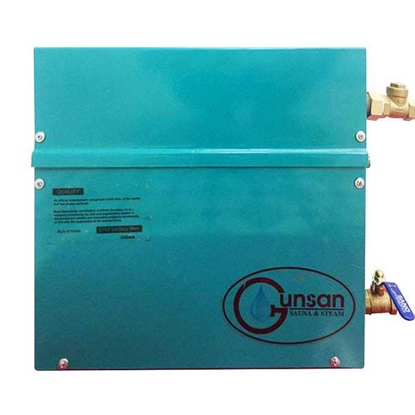 Địa chỉ bán máy xông hơi Gunsan 6kW điều khiển cơ gia đình