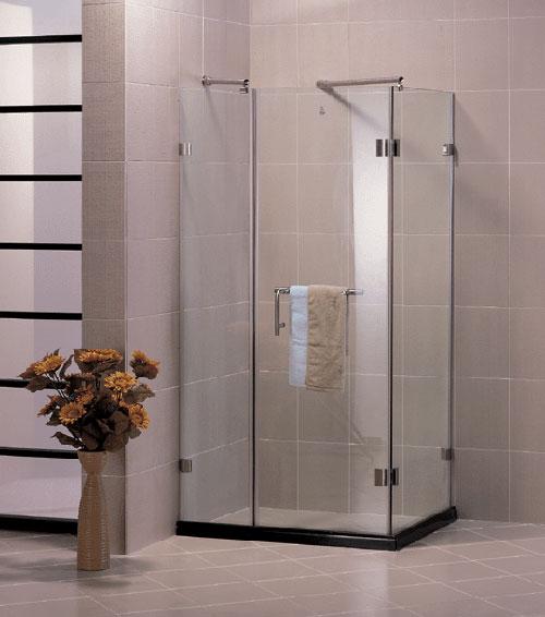 Bồn tắm vách kính đứng