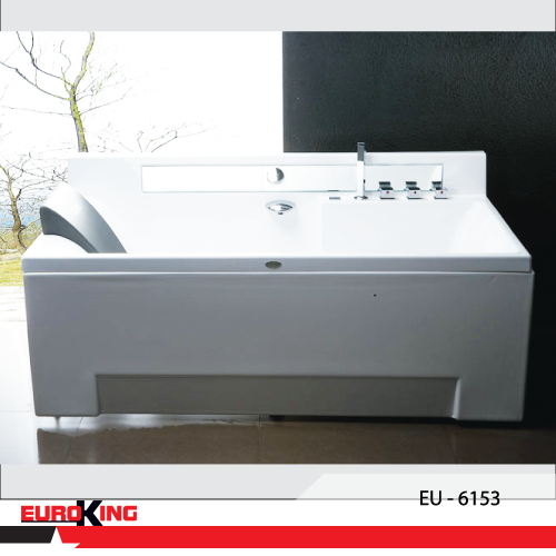 Bổn tắm massage Euroking EU-6153